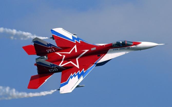 Российский МиГ-29