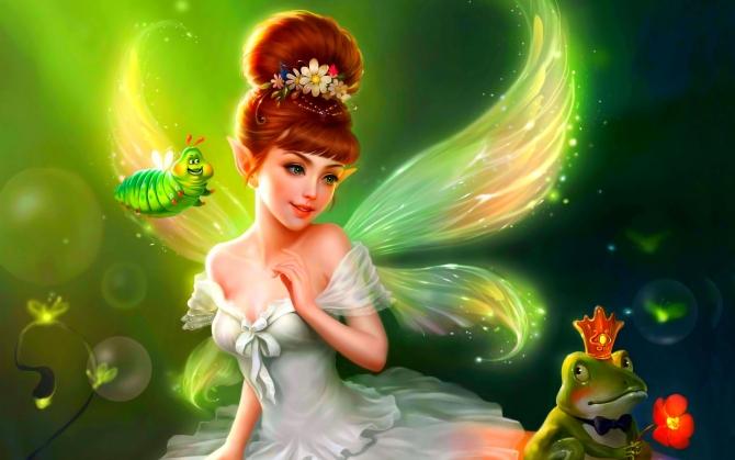 Сказочная фея