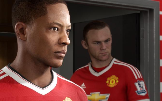FIFA 17 Алекс Хантер