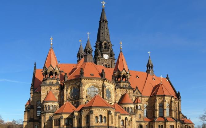 Гарнизонная церковь Дрезден