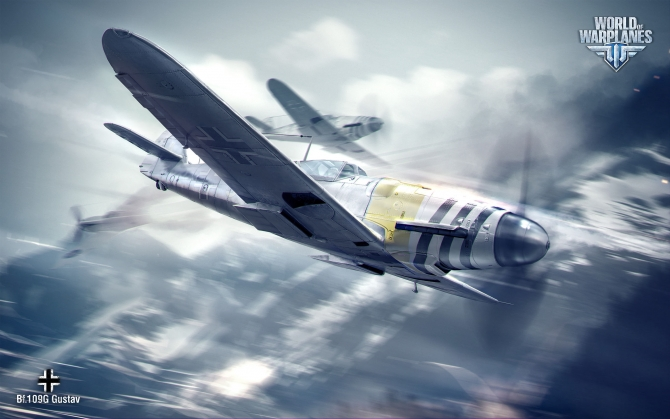 World of Warplanes Bf.109G Gustav