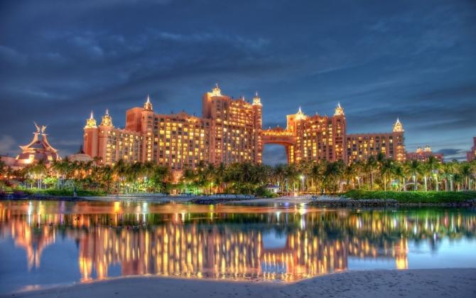 Отель Atlantis The Palm Дубай