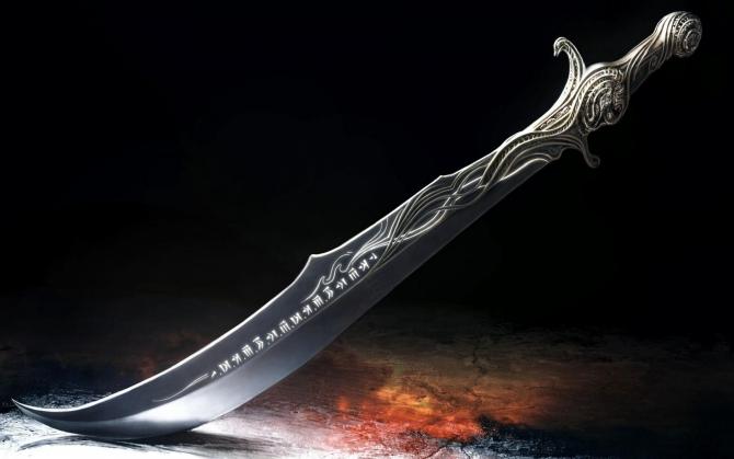 Крутой меч