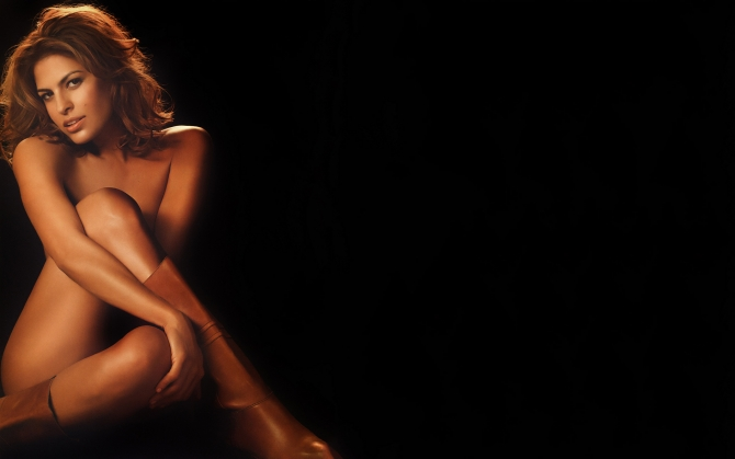 Eva Mendes Nude Clip