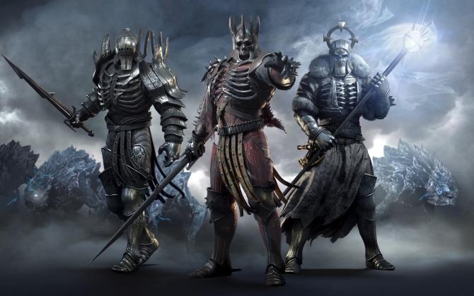 The Witcher 3 темные силы