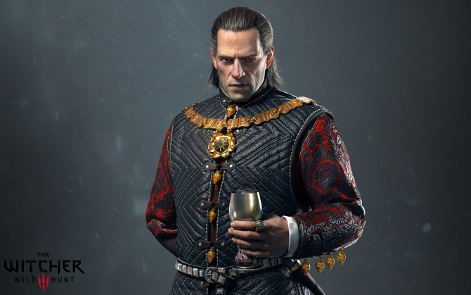 The Witcher 3 Emhyr