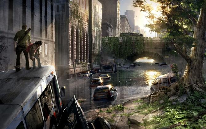 The Last of Us арт