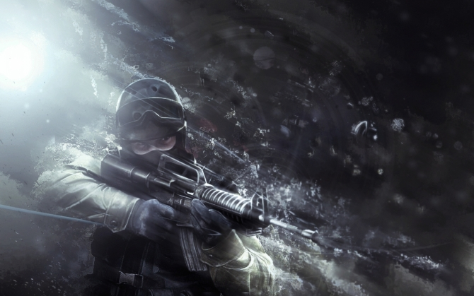 Шутер Counter-Strike