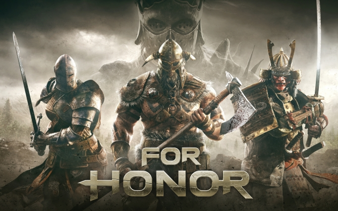 For Honor воины