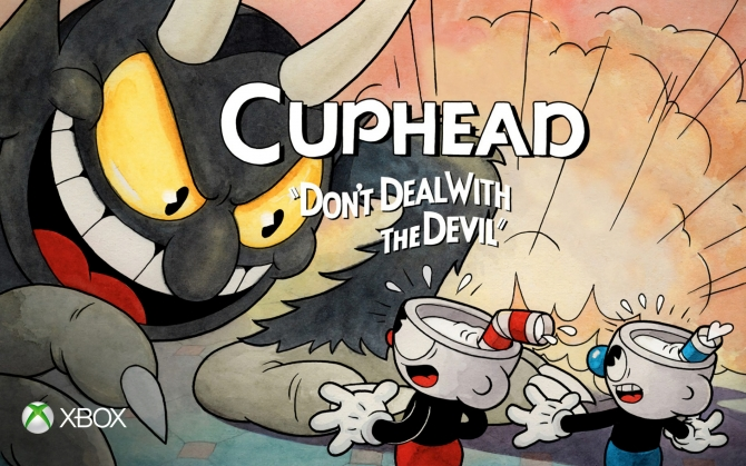 Cuphead dont deal with the devil
