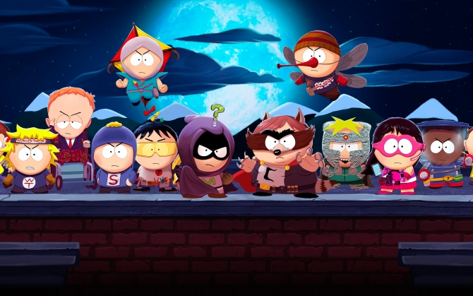 South Park 2 The Fractured But Whole