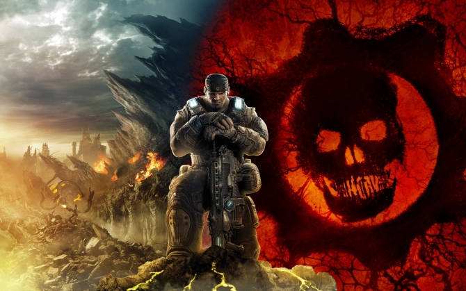 Gears of War Маркус Феникс
