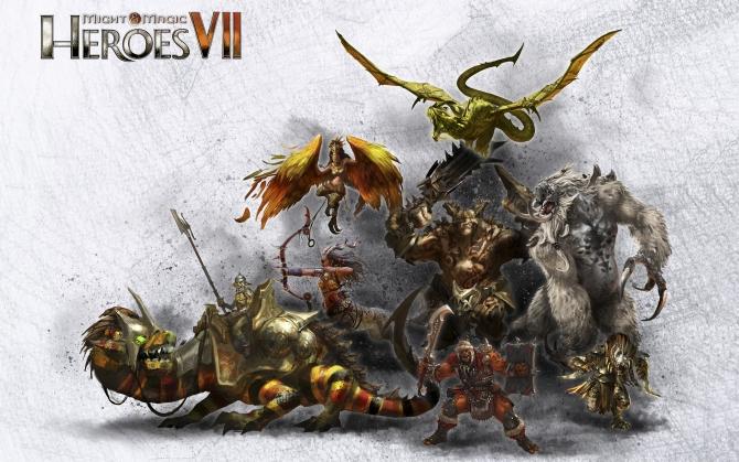 Герои 7 Непокорные племена
