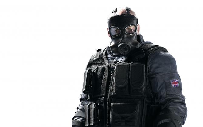 Rainbow Six Siege SAS