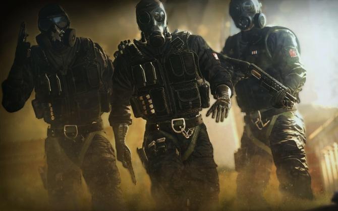 Отряд Rainbow Six Siege