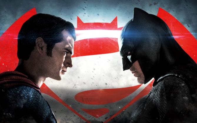 Фильм Бэтмен против Супермена