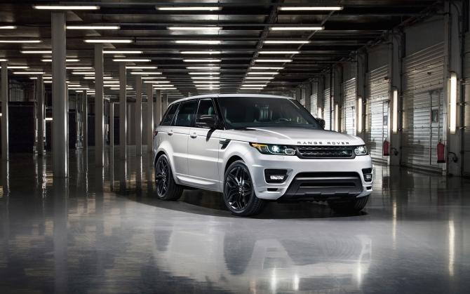 Стильный Range Rover Sport
