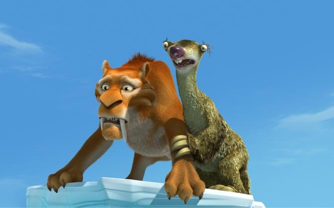 Сид и Диего