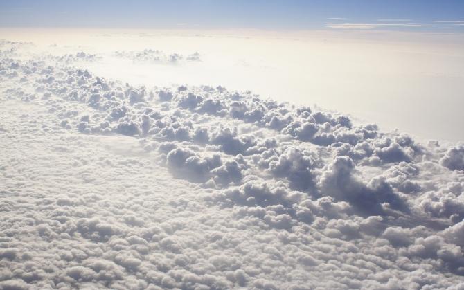 Сплошная облачность