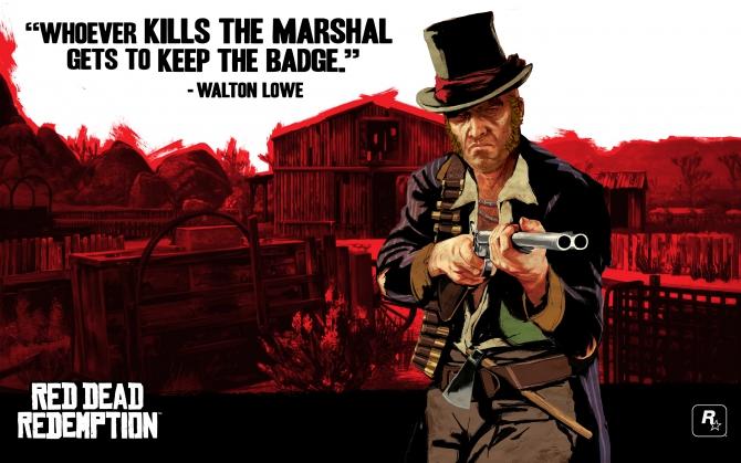 Red Dead Redemption Walton Lowe