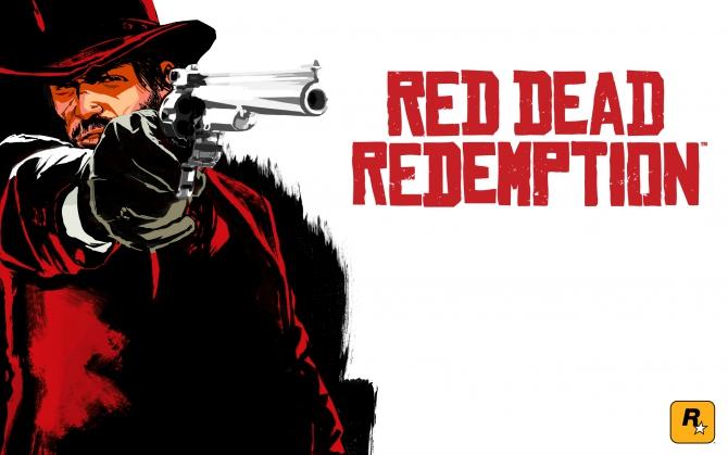 Джон Марстон Red Dead Redemption