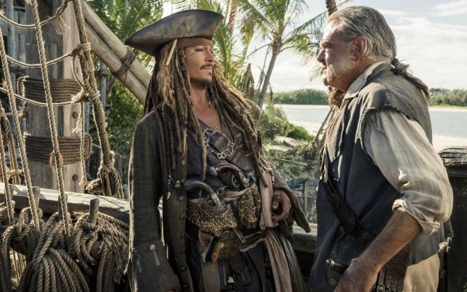 Фильм Пираты Карибского моря