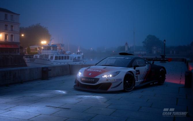 Gran Turismo Sport the real driving simulator