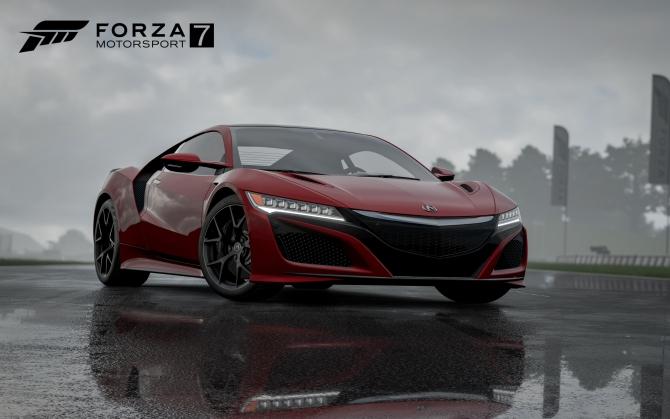 Forza Motorsport 7 Acura NSX