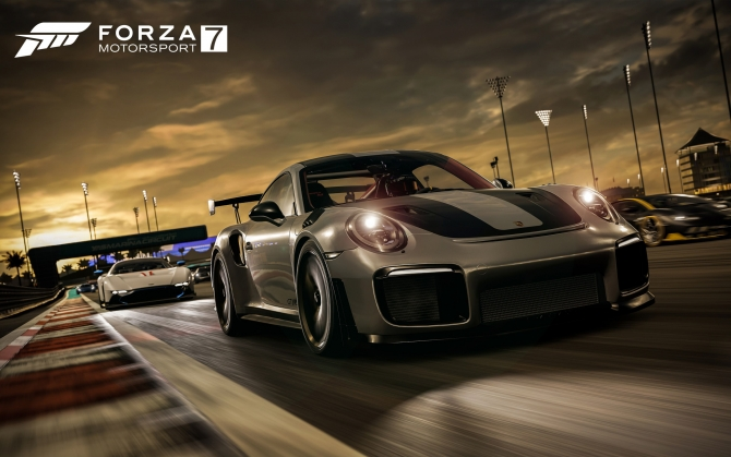 Порше Forza Motorsport 7
