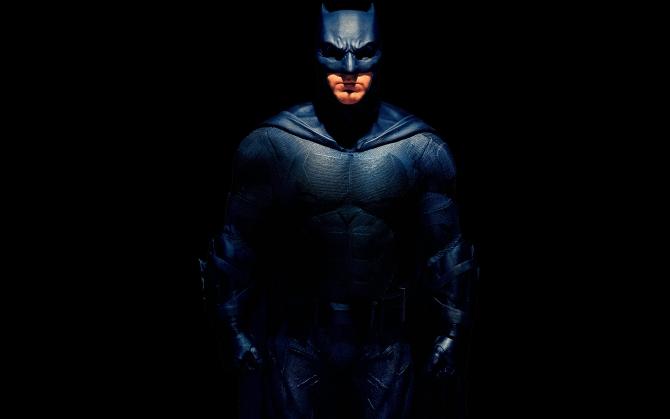 Лига справедливости Бэтмен