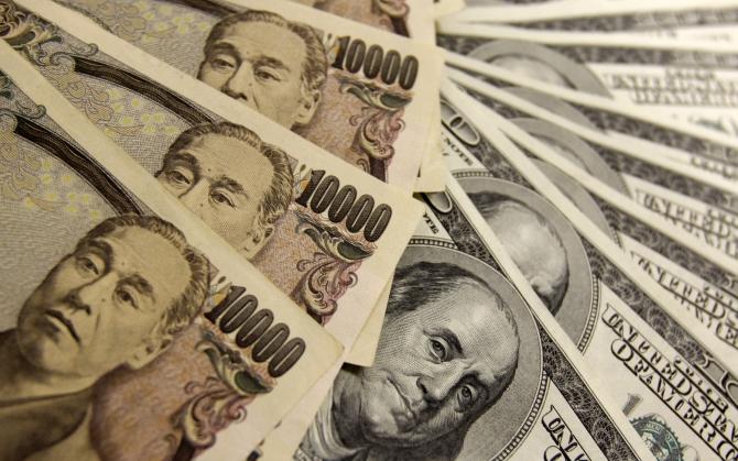 Йены и доллары