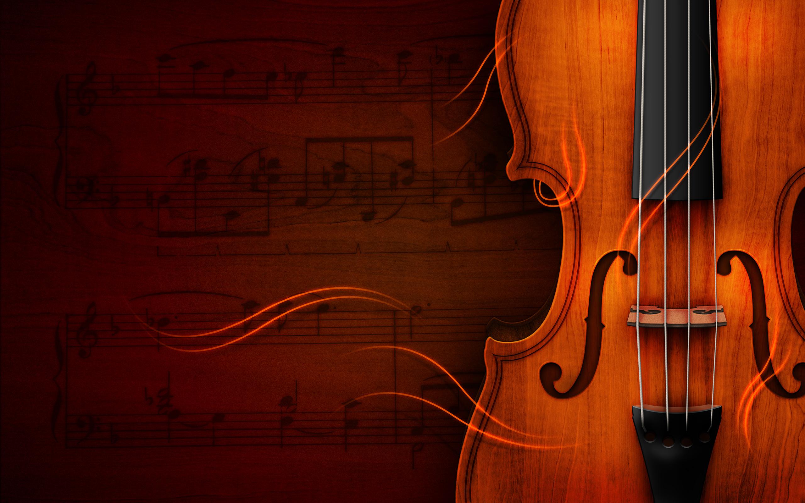 Обои музыка, скрипка. Музыка foto 15