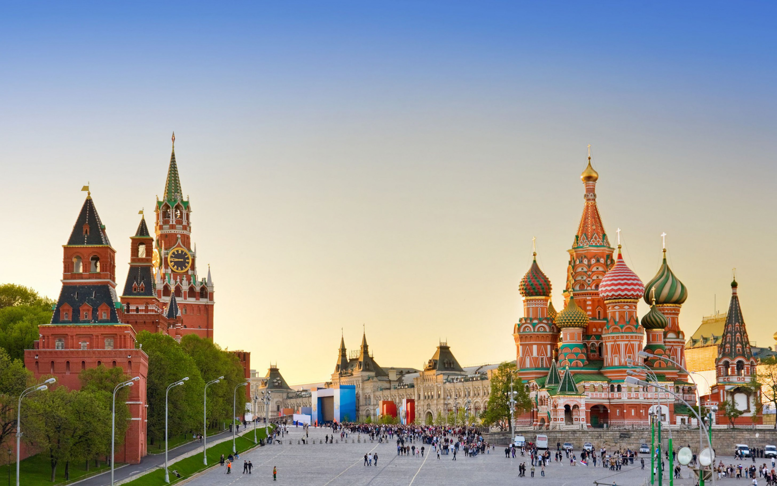 Обои россия, красная площадь. Города foto 6