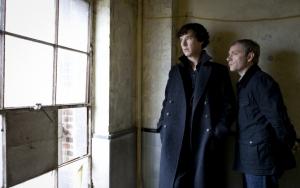 Sherlock Holmes и John Watson