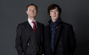 Шерлок и Майкрофт