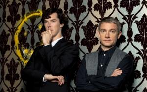 Задумчивый Шерлок Холмс