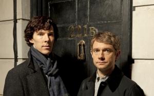 Шерлок и Доктор Ватсон
