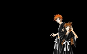 Ичиго и Орихиме
