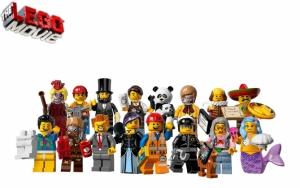 Лего. Фильм персонажи