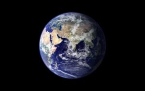 Земля крупным планом