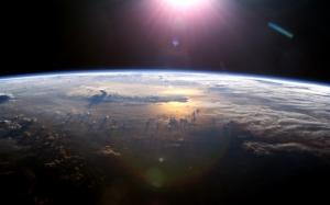 Поверхность планеты