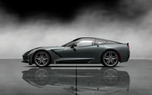 Концепт Corvette Stingray