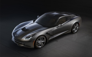 Стильный Chevrolet Corvette Stingray