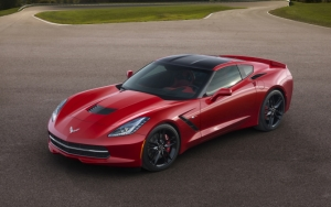 Corvette 2014