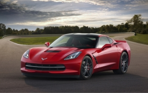 Новый Chevrolet Corvette Stingray