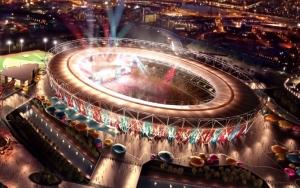 Олимпийский стадион Лондон