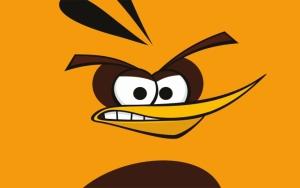Бабблз - оранжевая птица