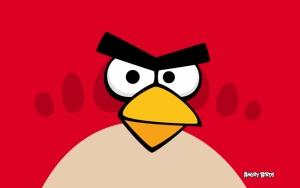 Рэд - красная птица