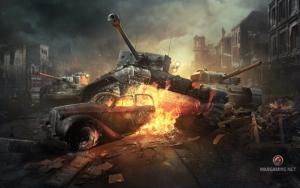 Танки World of Tanks