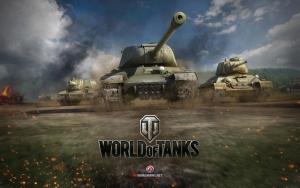 World of Tanks поле битвы